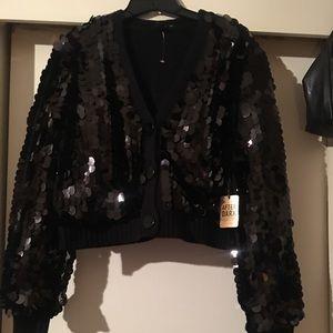 F21 Evening Wear Sweater